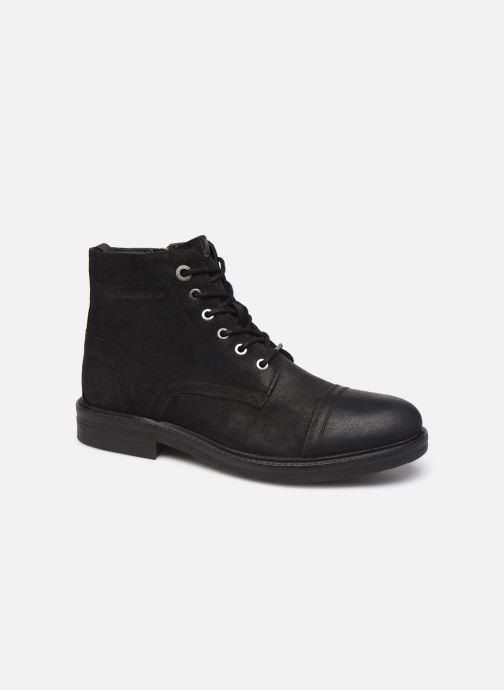 Boots en enkellaarsjes Pepe jeans Hubert Suede Zwart detail