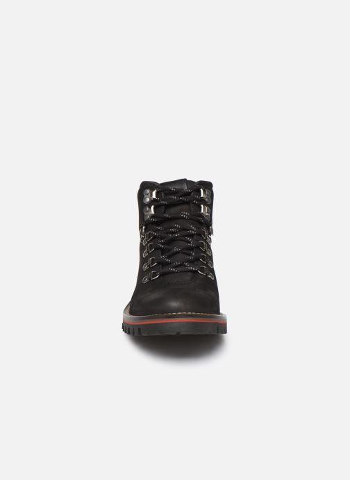 Chaussures de sport Pepe jeans Mountaineer Boot Noir vue portées chaussures