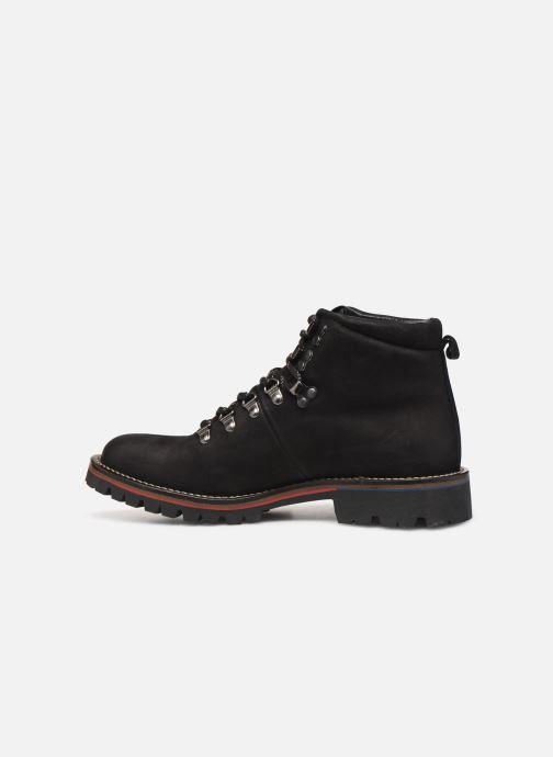 Chaussures de sport Pepe jeans Mountaineer Boot Noir vue face