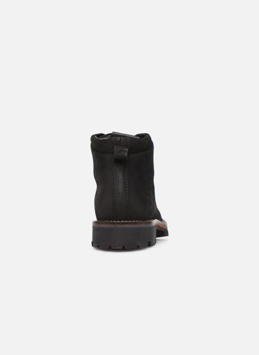 Chaussures de sport Pepe jeans Mountaineer Boot Noir vue droite