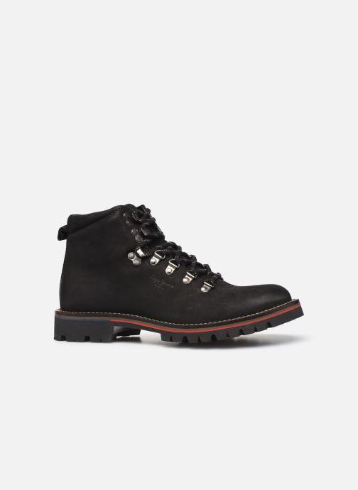 Chaussures de sport Pepe jeans Mountaineer Boot Noir vue derrière