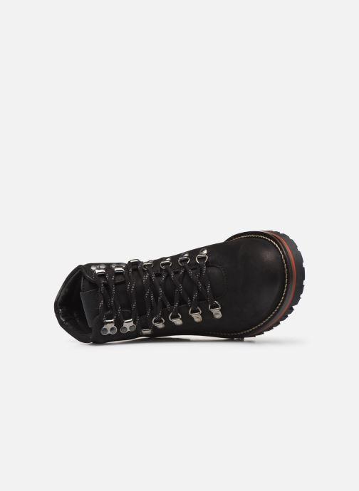 Scarpe sportive Pepe jeans Mountaineer Boot Nero immagine sinistra