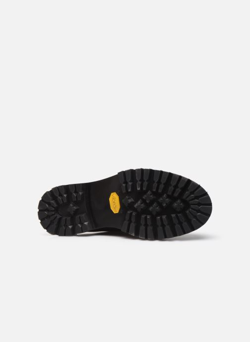 Chaussures de sport Pepe jeans Mountaineer Boot Noir vue haut