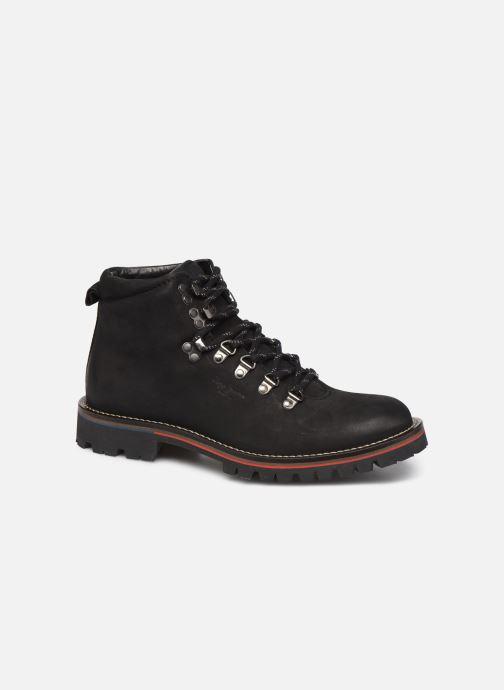 Chaussures de sport Pepe jeans Mountaineer Boot Noir vue détail/paire