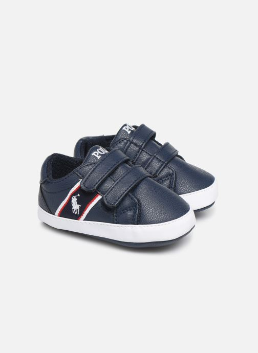 Slippers Polo Ralph Lauren Quigley Ez New Blue detailed view/ Pair view