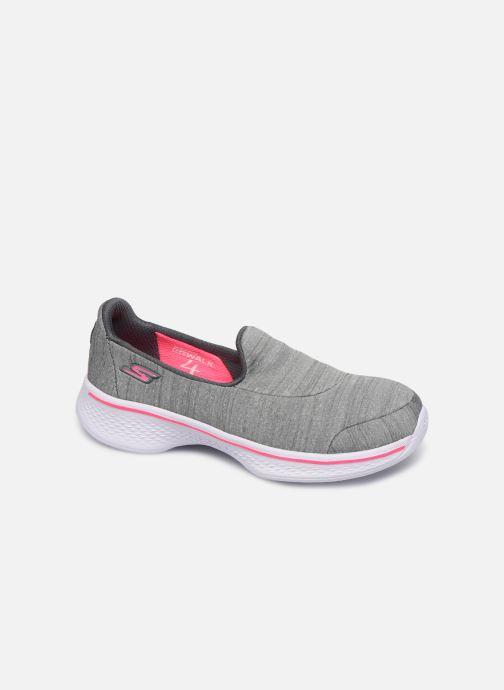 Sneakers Skechers Go Walk 4/Satisfy Grigio vedi dettaglio/paio