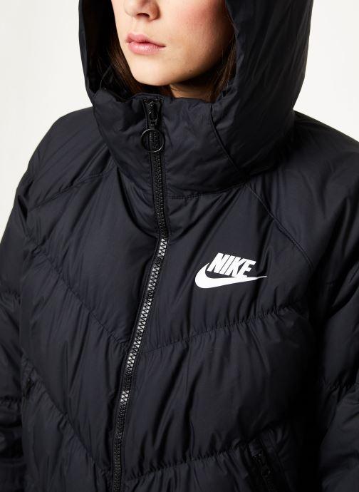 Vêtements Nike W Nsw Dwn Fill Parka Long Stmt Noir vue face
