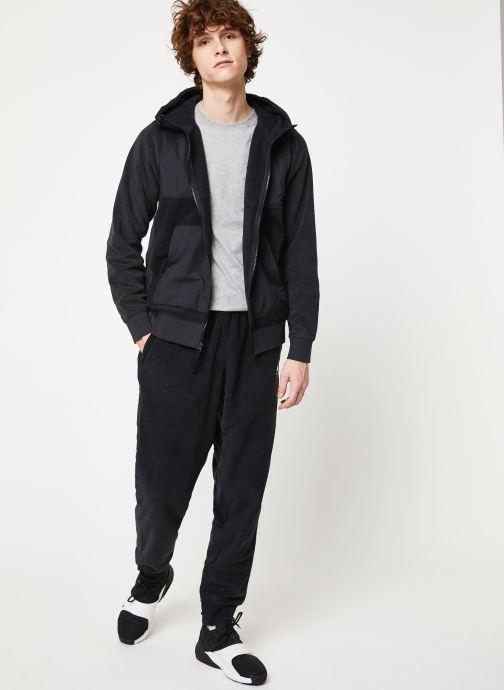 Vêtements Nike M Nsw Ce Pant Winter Noir vue bas / vue portée sac