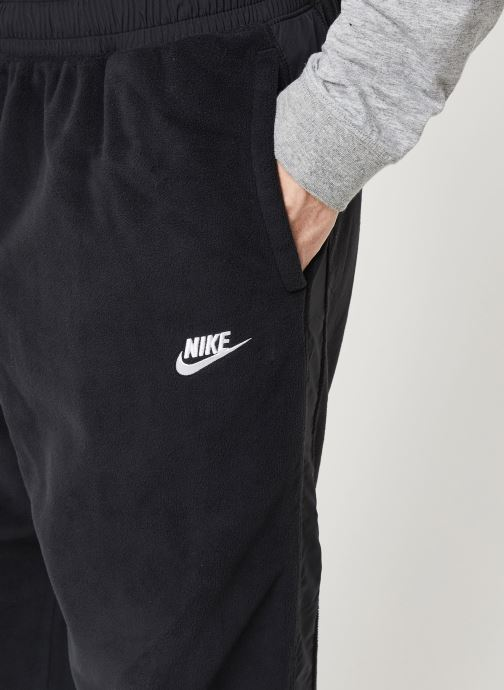 Vêtements Nike M Nsw Ce Pant Winter Noir vue face