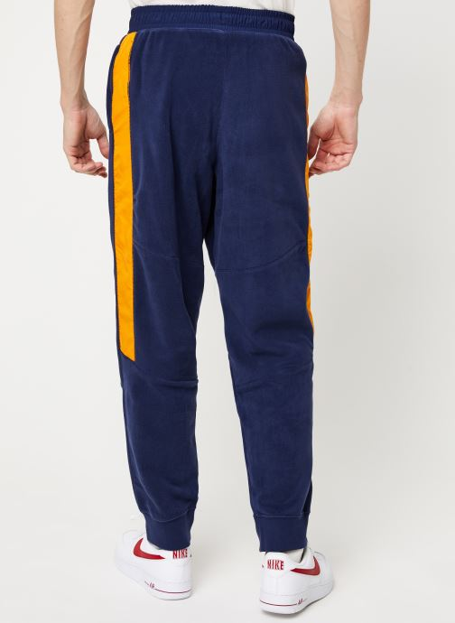 Vêtements Nike M Nsw Ce Pant Winter Bleu vue portées chaussures