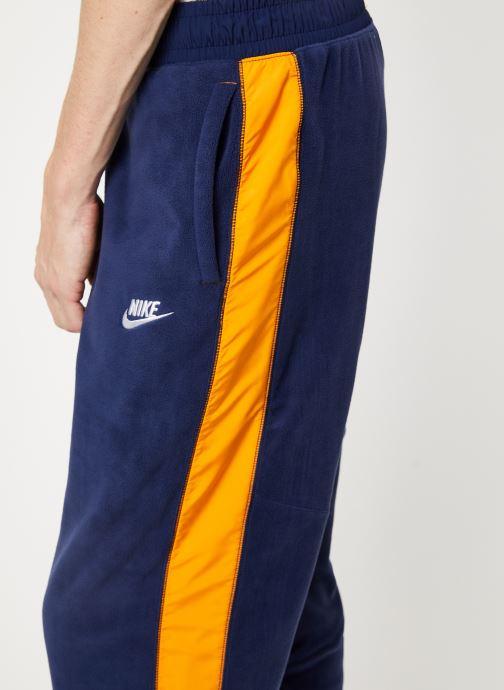 Vêtements Nike M Nsw Ce Pant Winter Bleu vue face