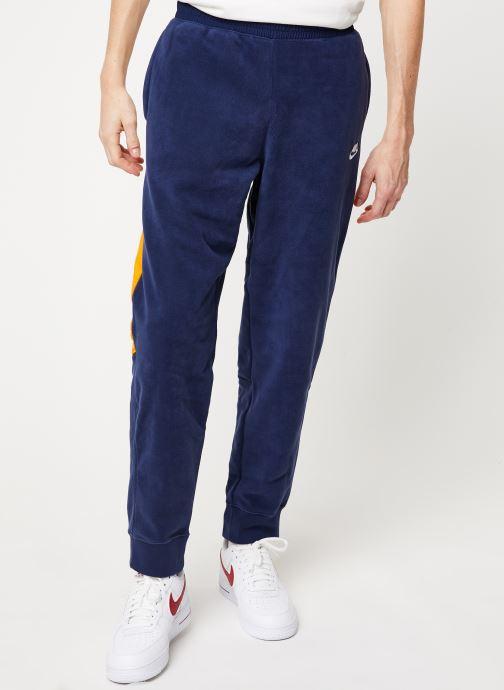 Kleding Nike M Nsw Ce Pant Winter Blauw detail
