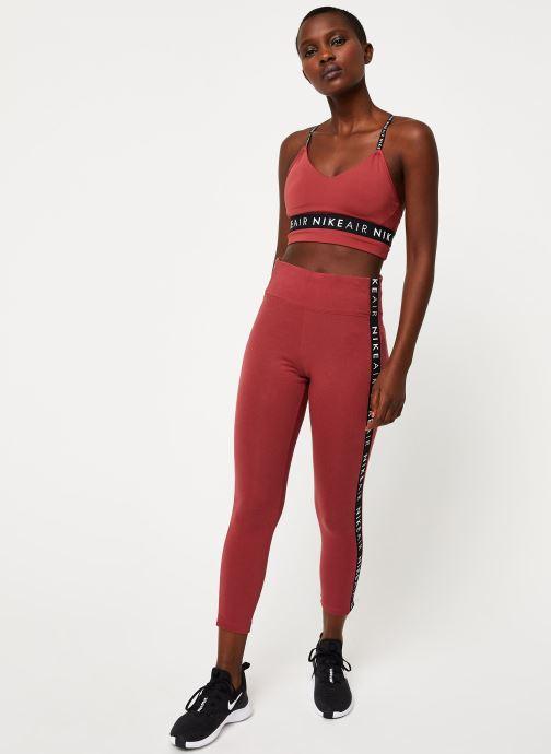 Vêtements Nike Nike Indy Air Grx Bra Rouge vue bas / vue portée sac