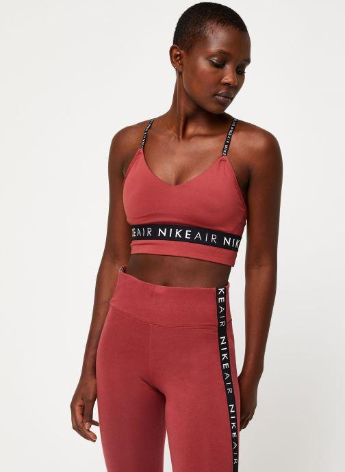 Vêtements Nike Nike Indy Air Grx Bra Rouge vue détail/paire