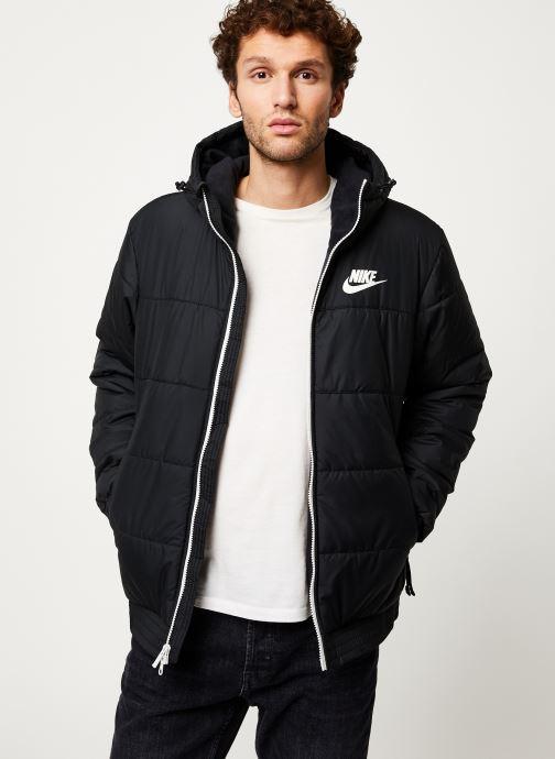Vêtements Nike M Nsw Syn Fill Jkt Hd Fz Noir vue détail/paire