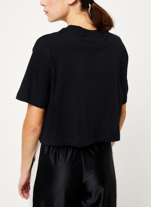 Nike T-shirt - W Nsw Air Top Ss (Noir) - Vêtements chez Sarenza (411329) ZY8jp