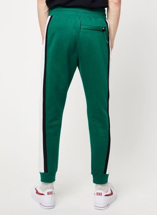 Vêtements Nike M Nsw Nike Air Pant Flc Vert vue portées chaussures