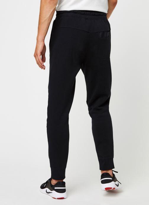 Vêtements Nike M Nsw Nike Air Pant Flc Noir vue portées chaussures