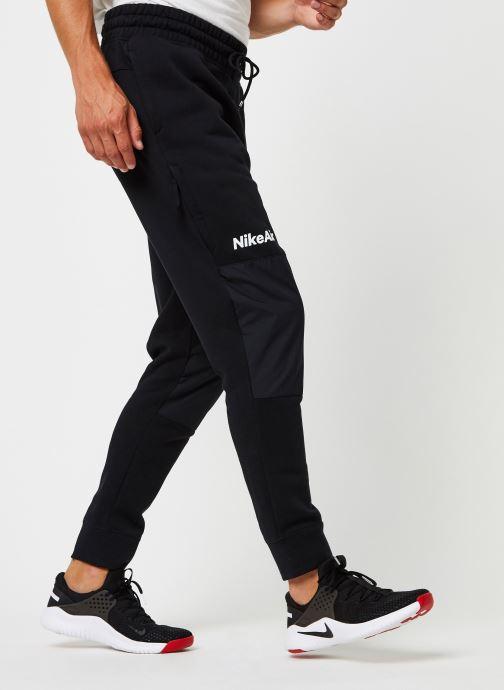 Vêtements Nike M Nsw Nike Air Pant Flc Noir vue détail/paire
