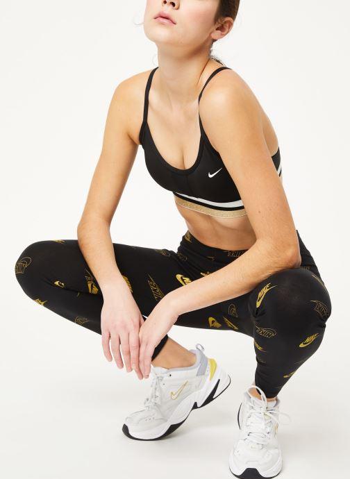Vêtements Nike W Nsw Lggng Aop Shine Bff Noir vue bas / vue portée sac