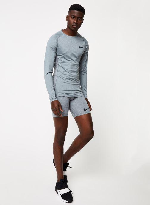 Vêtements Nike M Np Short Gris vue bas / vue portée sac