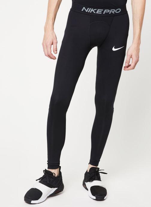 Kleding Nike M Np Tght Zwart detail