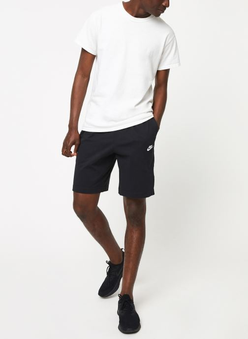 Vêtements Nike M Nsw Club Short Jsy Noir vue bas / vue portée sac