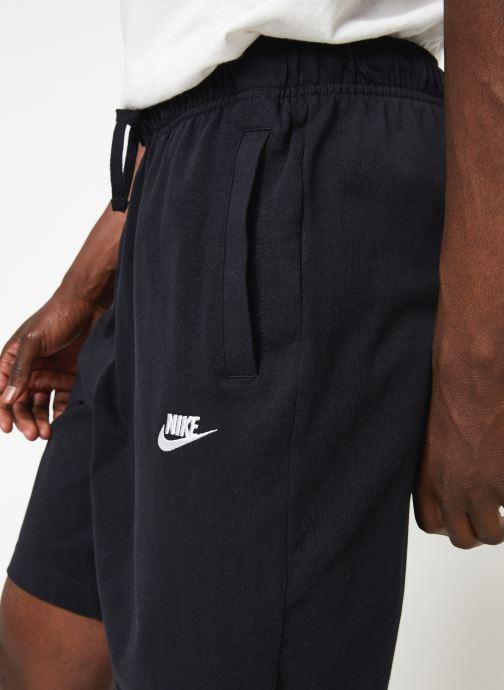 Tøj Nike M Nsw Club Short Jsy Sort se forfra