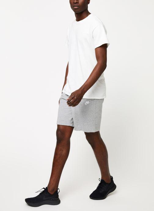 Vêtements Nike M Nsw Club Short Jsy Gris vue bas / vue portée sac