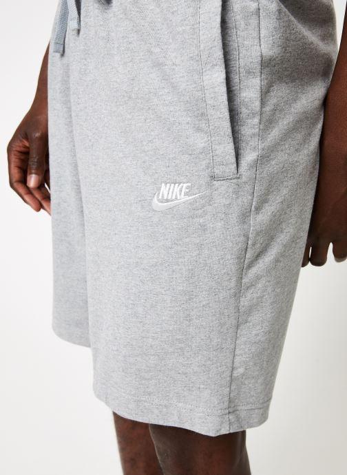 Vêtements Nike M Nsw Club Short Jsy Gris vue face