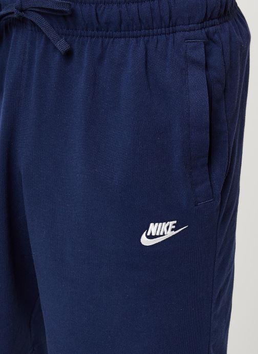 Vêtements Nike M Nsw Club Short Jsy Bleu vue face