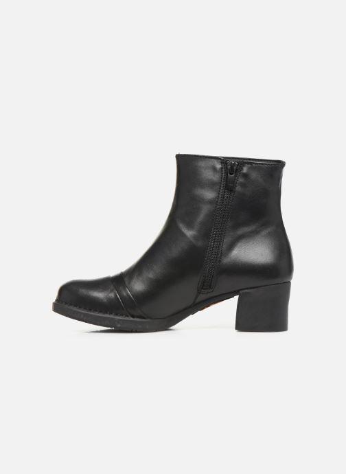 Bottines et boots Art BRISTOL 0077-new Noir vue face