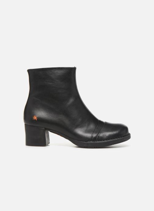Bottines et boots Art BRISTOL 0077-new Noir vue derrière