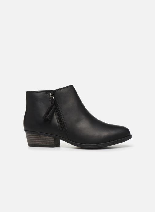 Bottines et boots Clarks Addiy Terri Noir vue derrière
