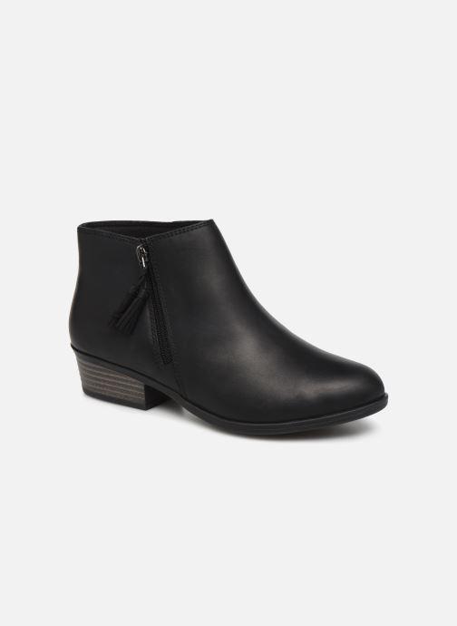 Bottines et boots Clarks Addiy Terri Noir vue détail/paire