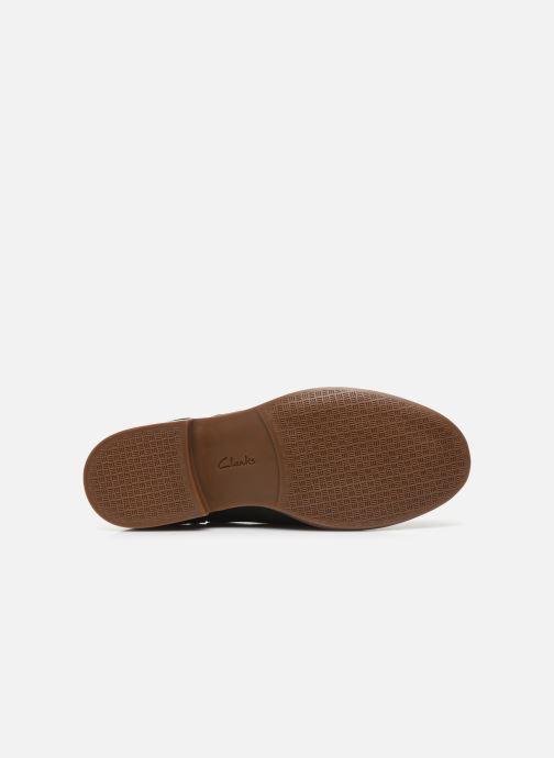 Bottines et boots Clarks Camzin Hale Noir vue haut