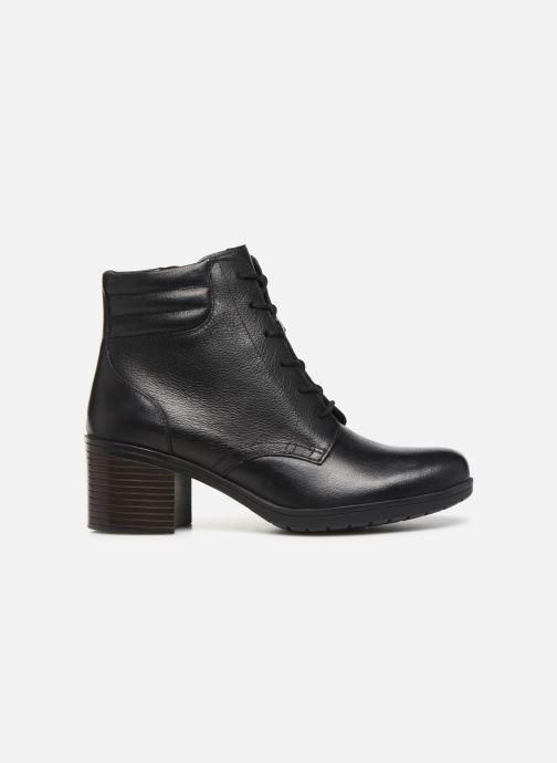 Bottines et boots Clarks Hollis Jasmine Noir vue derrière