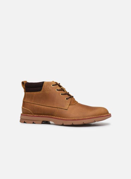Bottines et boots Clarks Varick Heal Marron vue derrière