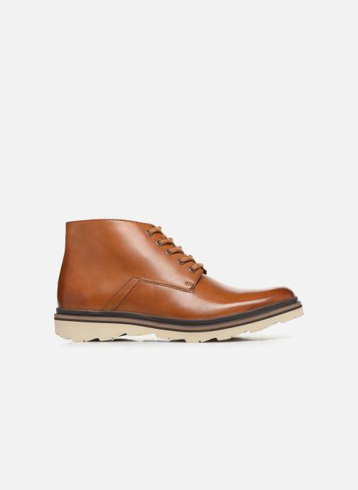 Boots en enkellaarsjes Clarks Frelan Mid Bruin achterkant