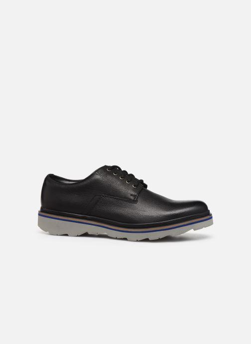 Zapatos con cordones Clarks Frelan Edge Negro vistra trasera