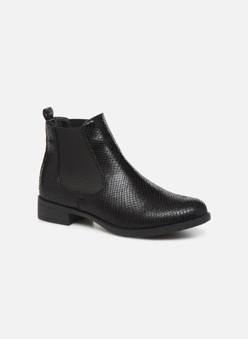 Boots en enkellaarsjes I Love Shoes THAKE Zwart detail