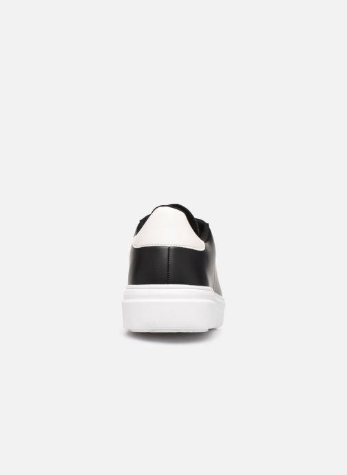 Sneaker I Love Shoes THODOU schwarz ansicht von rechts