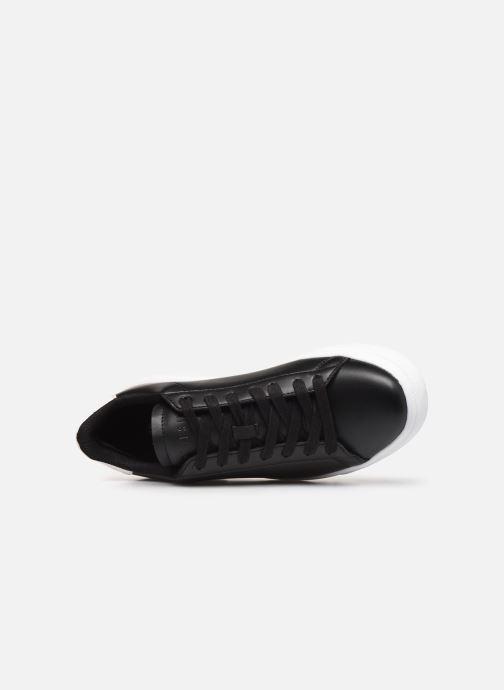 Sneaker I Love Shoes THODOU schwarz ansicht von links