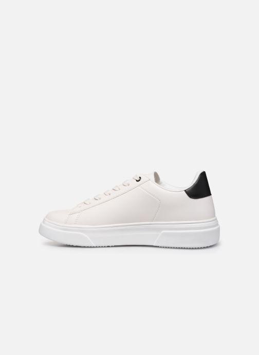 Sneaker I Love Shoes THODOU weiß ansicht von vorne