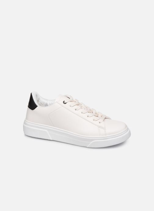 Trainers I Love Shoes THODOU White detailed view/ Pair view