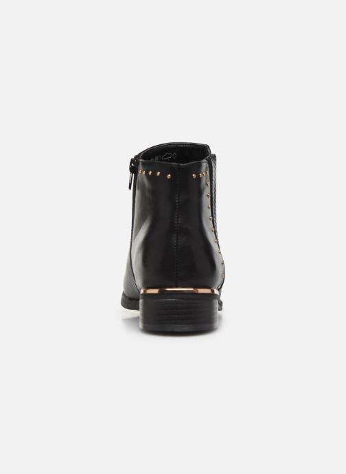 Bottines et boots I Love Shoes THACILE Noir vue droite