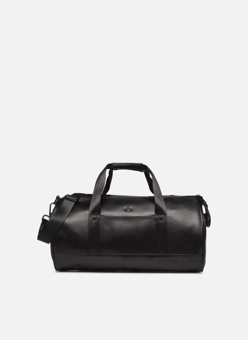 Sacs de sport Fred Perry Embossed Barrel Bag Noir vue détail/paire