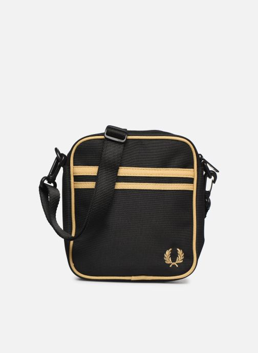 Sacs homme Fred Perry TWIN TIPPED SIDE BAG Noir vue détail/paire