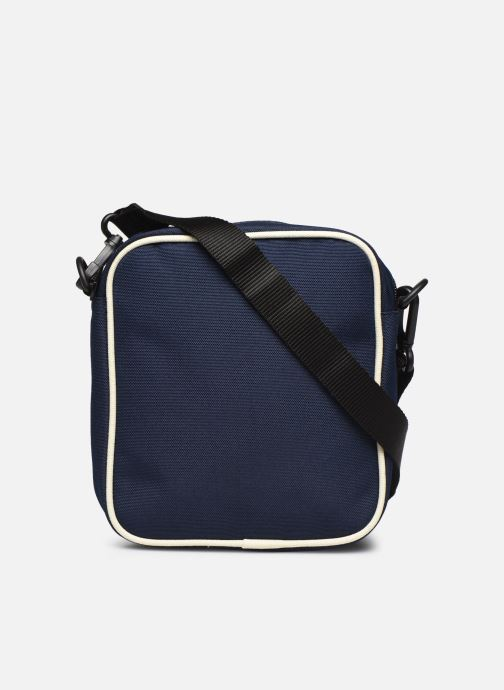 Sacs homme Fred Perry TWIN TIPPED SIDE BAG Bleu vue face