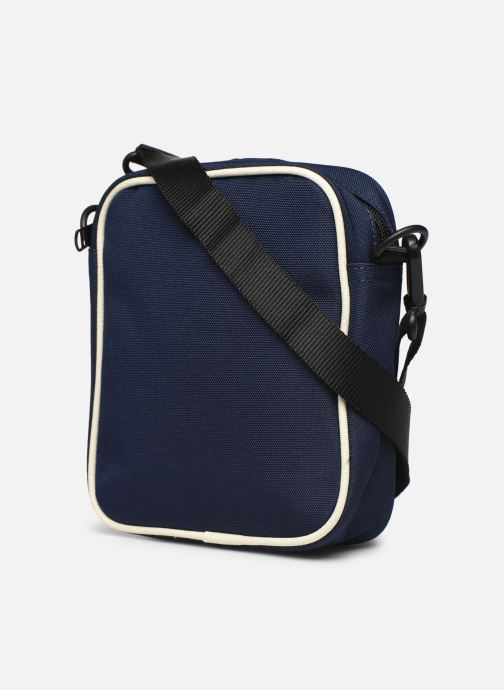 Sacs homme Fred Perry TWIN TIPPED SIDE BAG Bleu vue droite